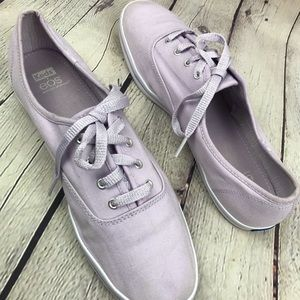 Keds Canvas Light Purple EOS Special Edition